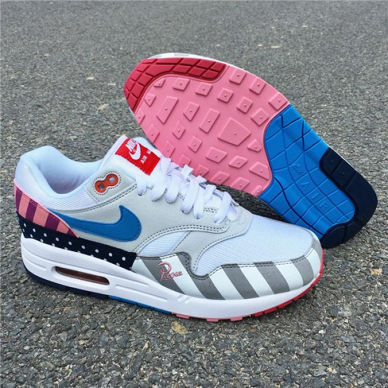 separation shoes 88d6d 032e3 New Release Men Piet Parra X Nike Air Max 1 White Multi ...