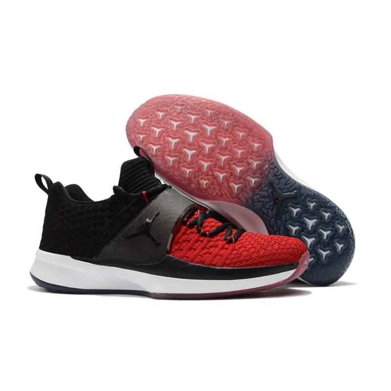 a3898be7f36 Jordan Trainer 2 Flyknit Black/Gym Red-White New Year Deals, Price ...