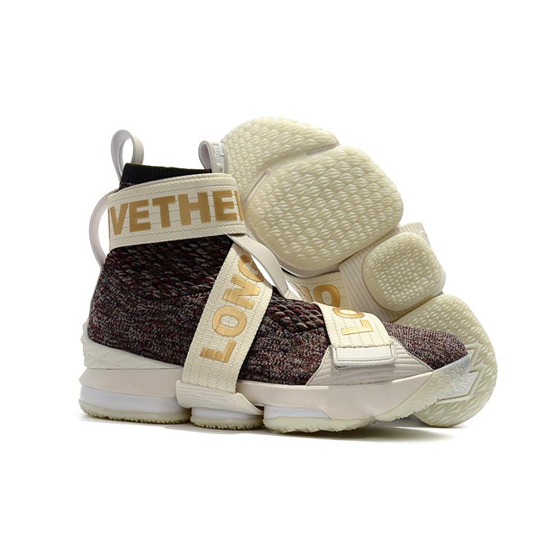 cb5662b5eaa1 Copuon Kith X Nike LeBron 15 Lifestyle Stained Glass ...