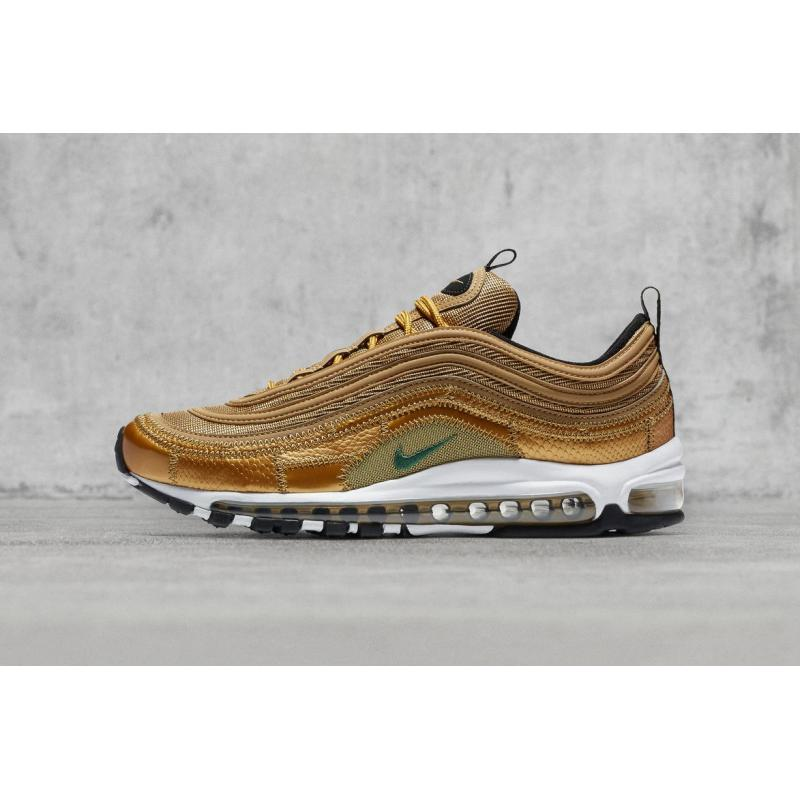1da9615cb0 Cristiano Ronaldo With Nike Air Max 97 CR7 Gold Outlet, Price ...