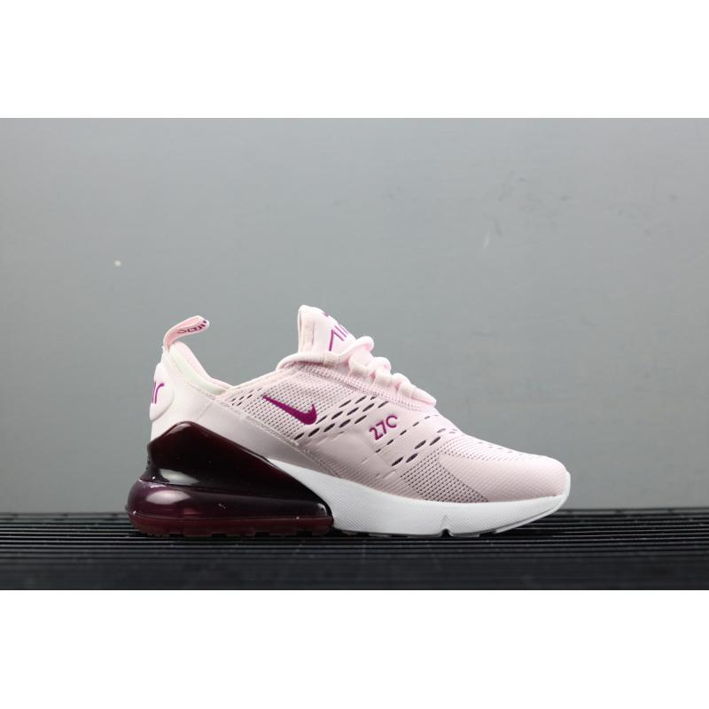 timeless design 82bf7 88252 Nike Air Max 270 Barely Rose/Wine-White Latest