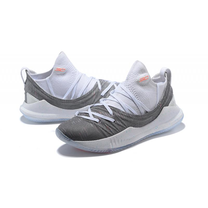 ... wholesale new style under armour curry 5 white multicolor 79d53 a472c 4d9875d72