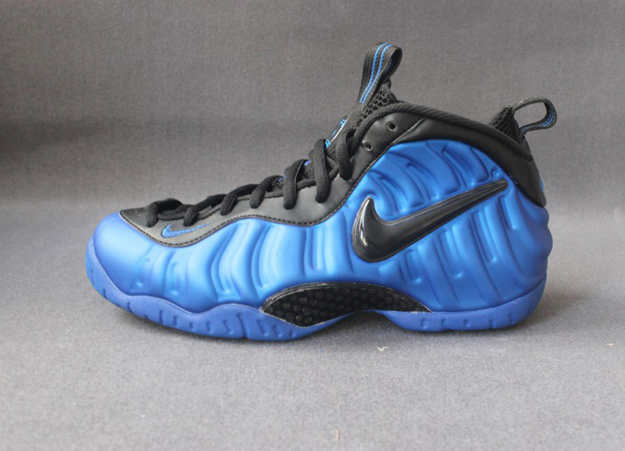 new products 2482a 0d633 New Year Deals Nike Air Foamposite Pro Hyper Cobalt/Black, Price ...