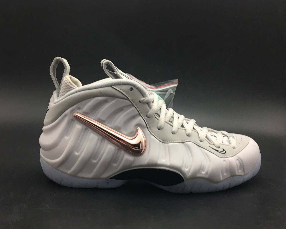 aa10675e3a804 Nike Air Foamposite Pro  All-Star Removable Swoosh  New Style