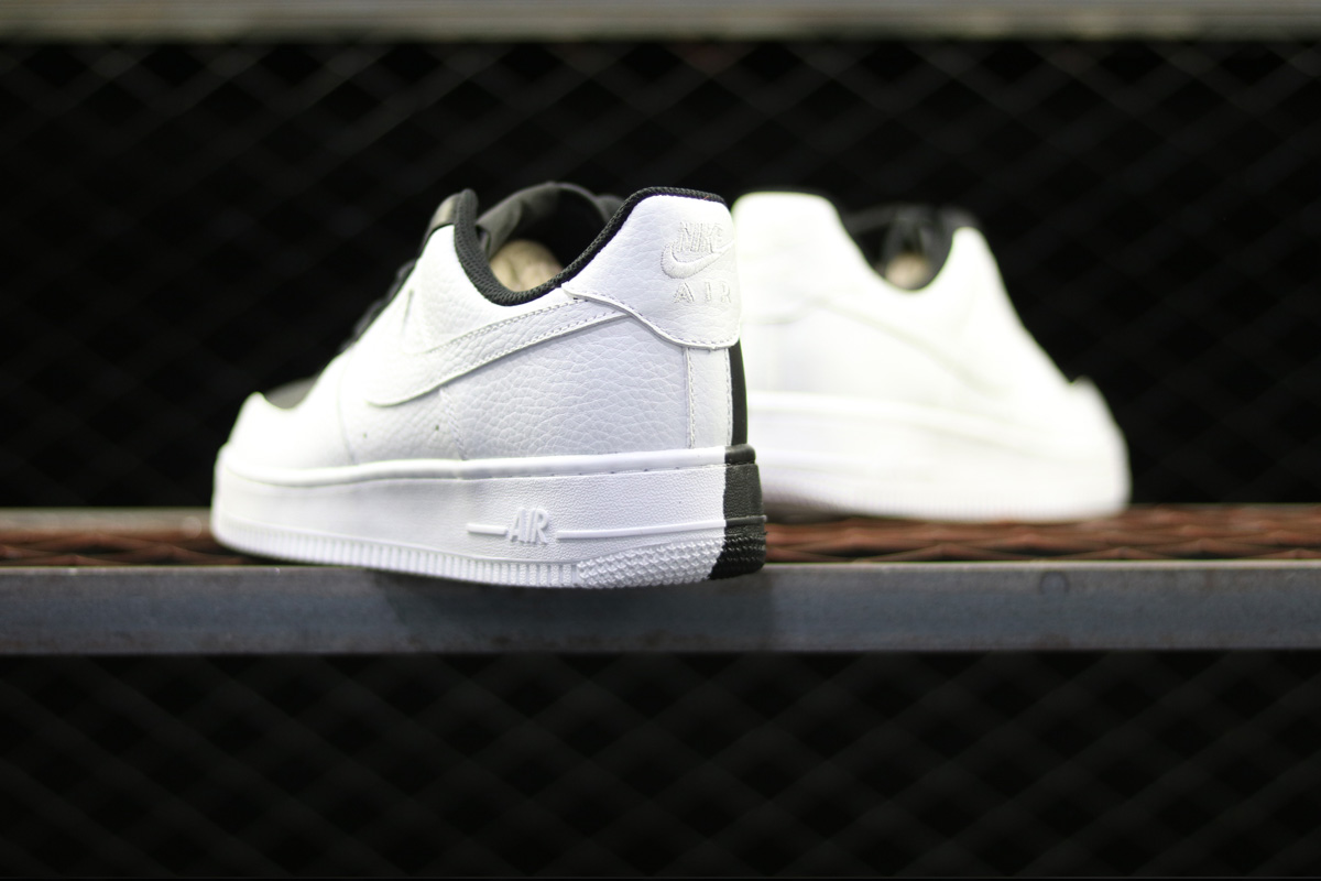 buy online fc27a 4bf0f Latest Nike Air Force 1 Low 'Split' Black/White