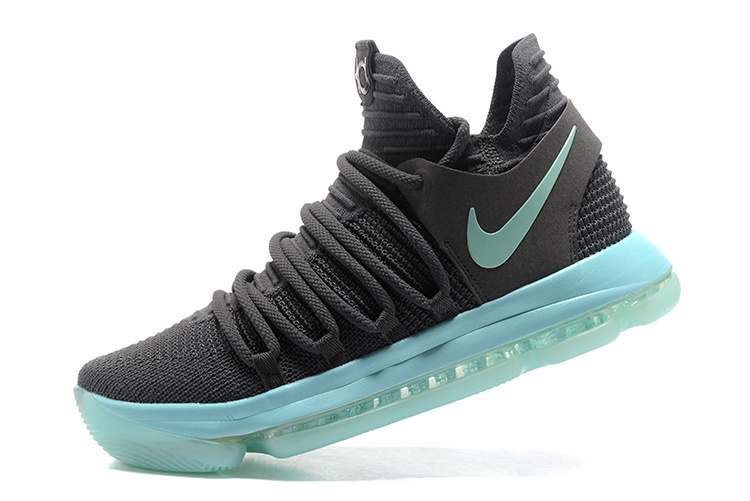"uk availability d579d ded45 Nike KD 10 ""Igloo"" Cool Grey Igloo-White New Style"