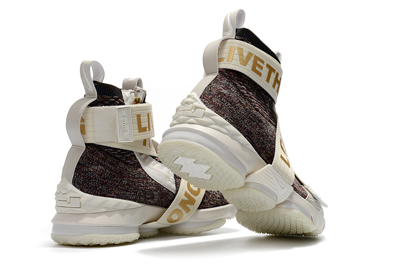 492a19fd1bf5 Copuon Kith X Nike LeBron 15 Lifestyle Stained Glass