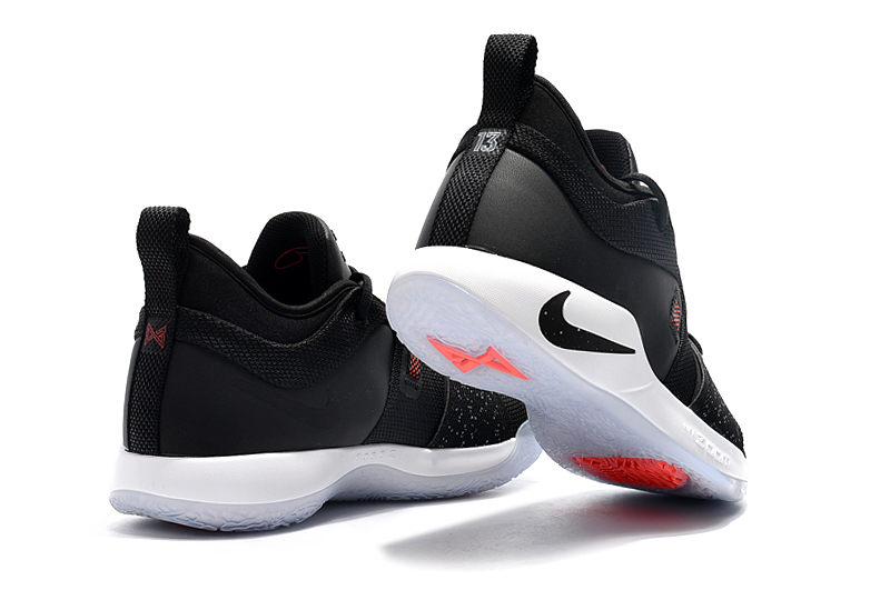 8a57dc81e0fe For Sale Nike PG 2  Taurus  Black White Solar Red