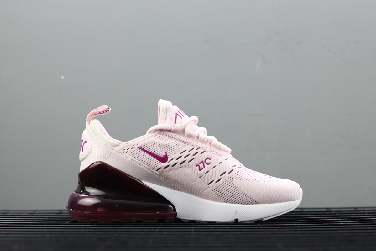 Nike Rosewine Max Air Latest White 270 Barely 4Rq3Ac5jL