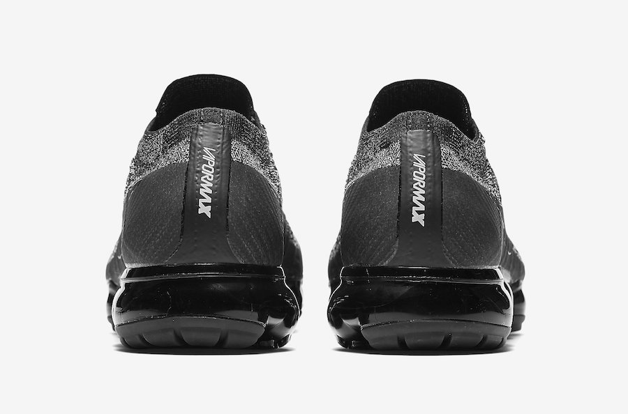 7486ee5937063 Nike Air VaporMax  Oreo 2.0  Black And Black-White-Racer Blue Discount