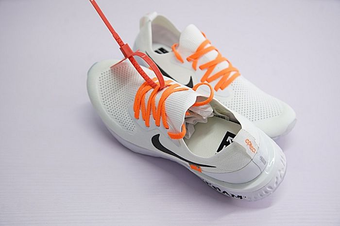 99c982e981d Super Deals Men OFF-WHITE X Nike Epic React Flyknit Running Shoe SKU 70409