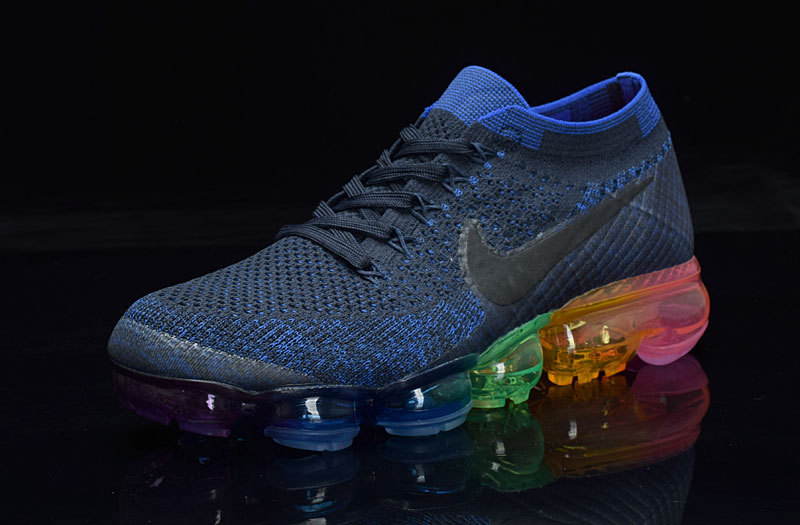 243a6724f0db4 New Release Women Nike Air VaporMax 2018 Flyknit Sneakers SKU 51475 ...